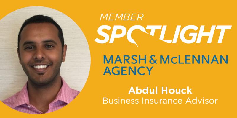 Member Spotlight: Abdul Houck