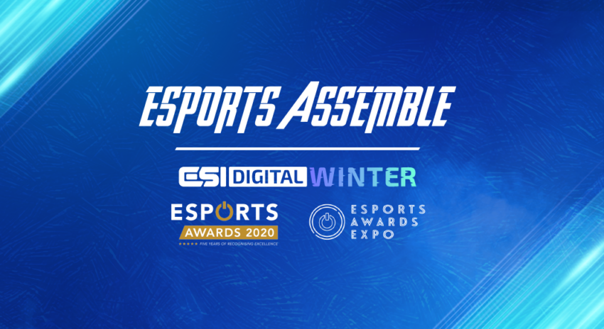 Esports Insider and Esports Awards present Esports Assemble