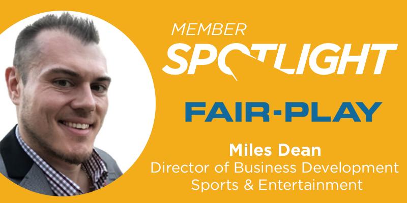 Member Spotlight: Miles Dean