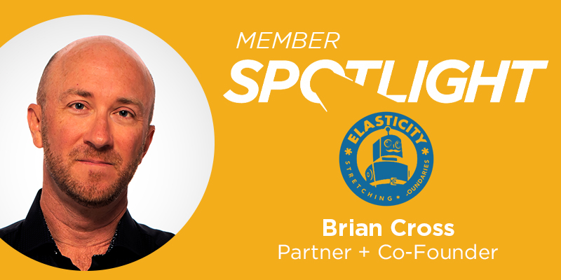 Member Spotlight: Brian Cross