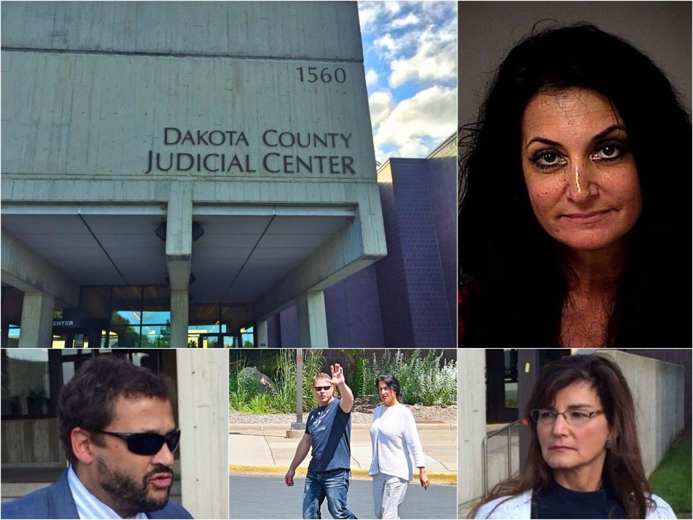 Twitter summary: Day 5 of Sandra Grazzini-Rucki's criminal trial