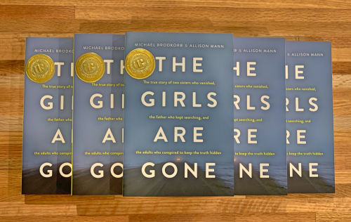 Fifth printing ordered of 'The Girls Are Gone'