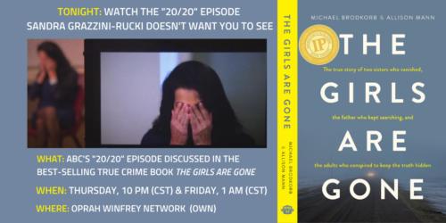 Tonight: ABC's '20/20′ episode about Grazzini-Rucki