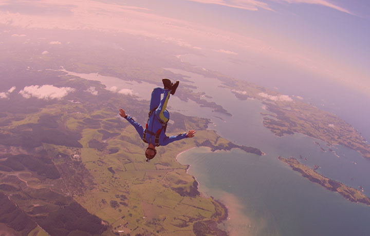 Accelerated Freefall