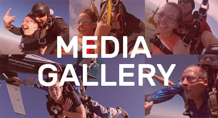 media gallery skydiving