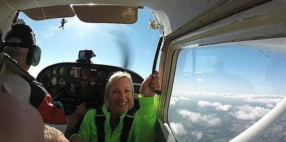 Plane / Gateway skydiving