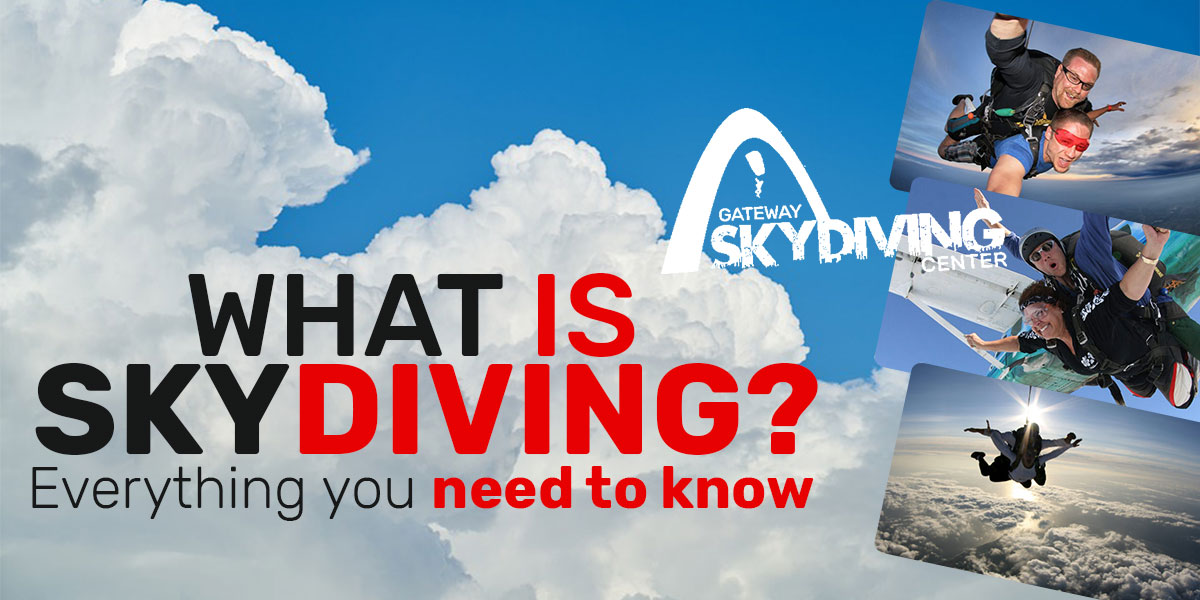 What is skydiving? – Everything you need to know