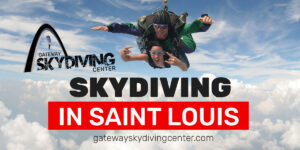 Skydiving in Saint Louis