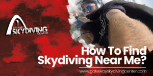 How To Find Skydiving Near Me?