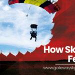 How Skydiving Feels Like
