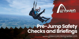 Pre-Jump Safety Checks and Briefings