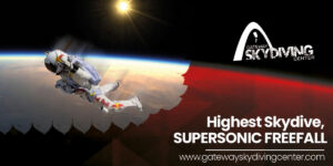 Highest Skydive, SUPERSONIC FREEFALL