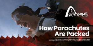 How Parachutes Are Packed