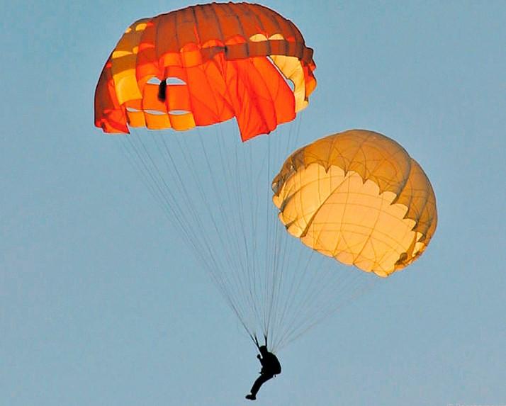 Spare Parachute