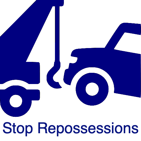 Stop your car from being repossessed