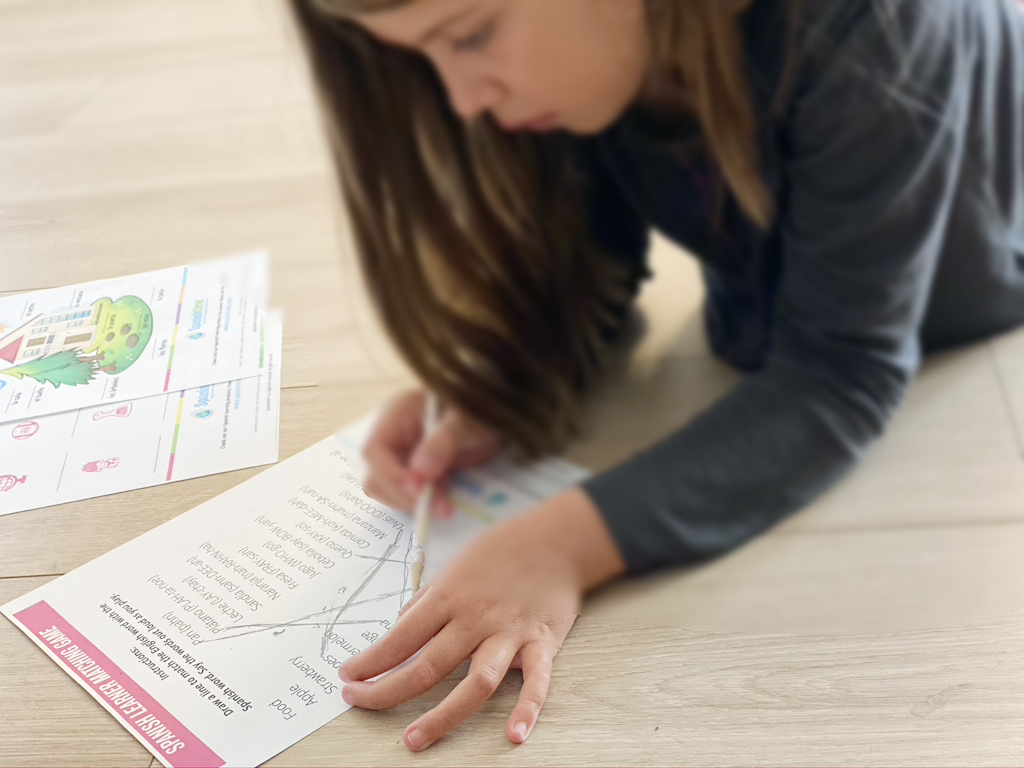 Spanish Resources and downloadable resources for bilingual learners