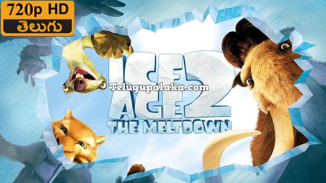 Ice Age 2 The Meltdown Telugu Dubbed Movie