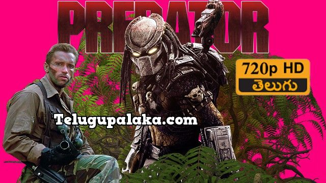 Predator (1987) Telugu Dubbed Movie