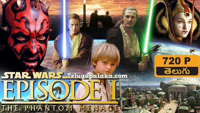 Star Wars Episode I The Phantom Menace (1999) Telugu Dubbed Movie