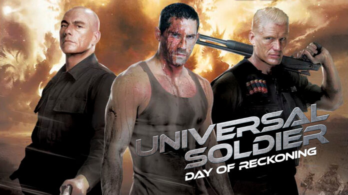 Universal Soldier Day of Reckoning (2012) Telugu Dubbed Movie