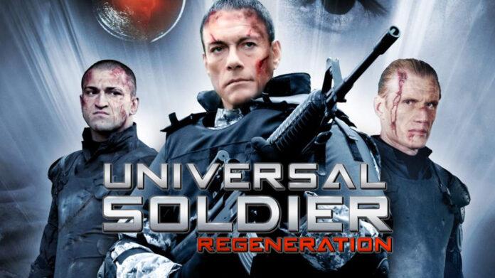 Universal Soldier Regeneration (2009) Telugu Dubbed Movie