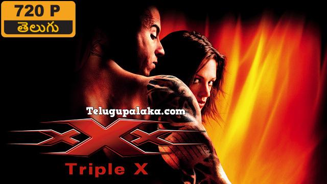 xXx (2002) Telugu Dubbed Movie