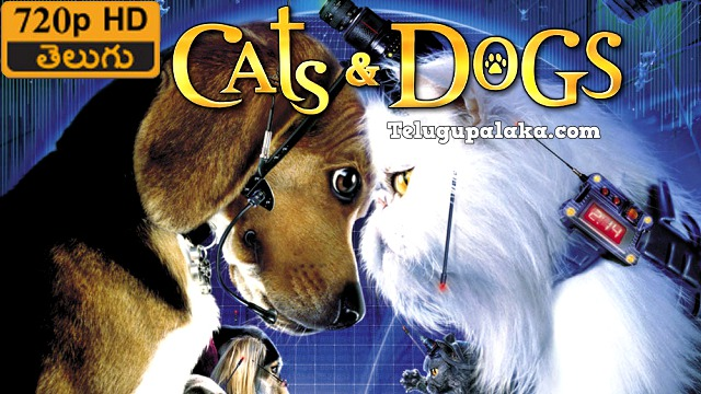 Cats & Dogs (2001) Telugu Dubbed Movie