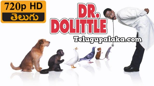 Dr. Dolittle 1 (1998) Telugu Dubbed Movie