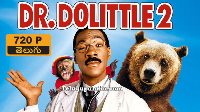 Dr.Dolittle 2 (2001) Telugu Dubbed Movie