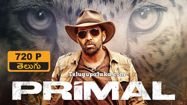 Primal (2019) Telugu Dubbed Movie