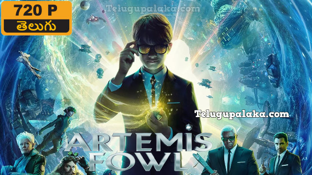 Artemis Fowl (2020) Telugu Dubbed Movie