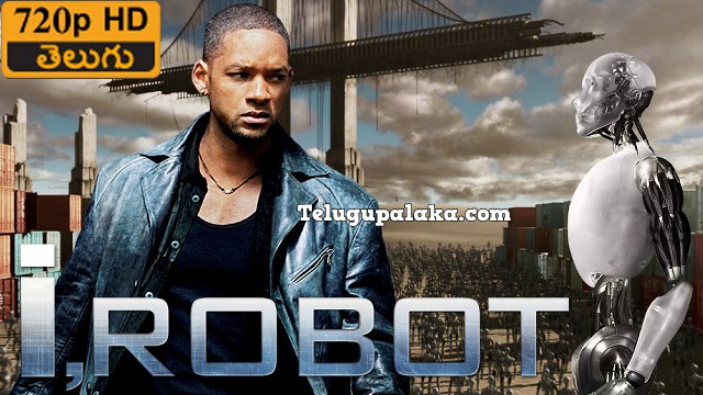 I Robot (2004) Telugu Dubbed Movie