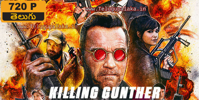 Killing Gunther (2017) Telugu Dubbed Movie