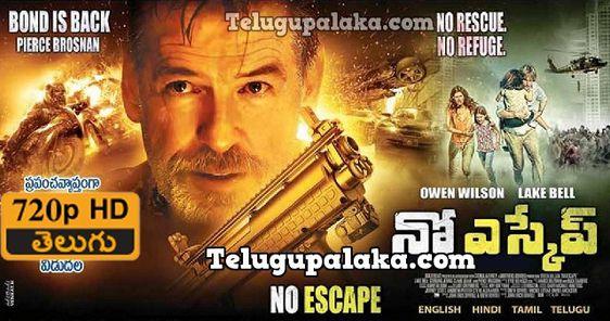 No Escape (2015) Telugu Dubbed Movie