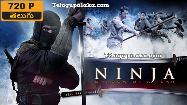 Ninja Shadow Of A Tear (2013) Telugu Dubbed Movie