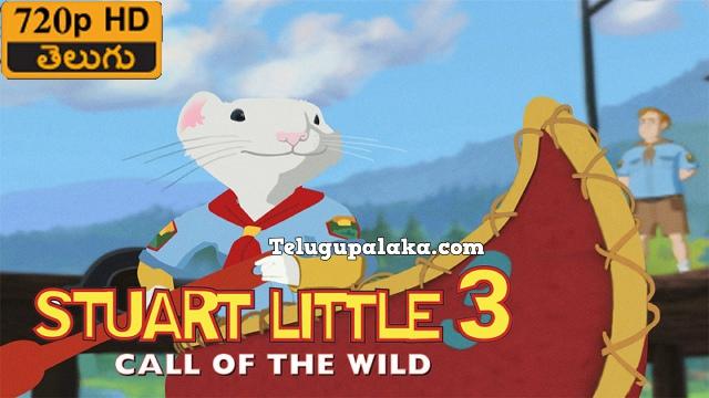 Stuart Little 3 (2005) Telugu Dubbed Movie
