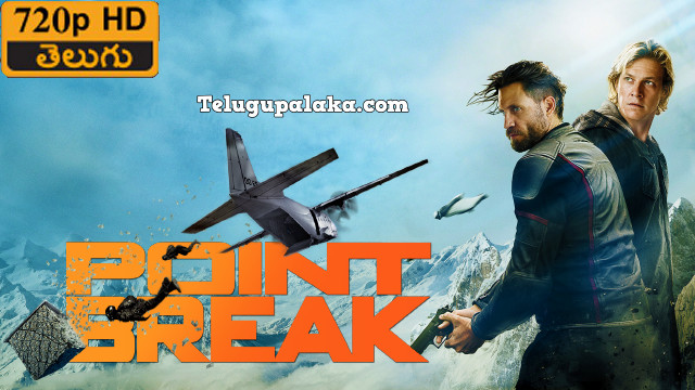 Point Break (2015) Telugu Dubbed Movie
