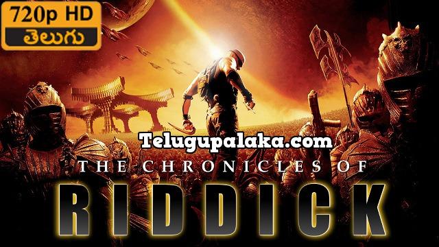 The Chronicles of Riddick (2004) Telugu Dubbed Movie