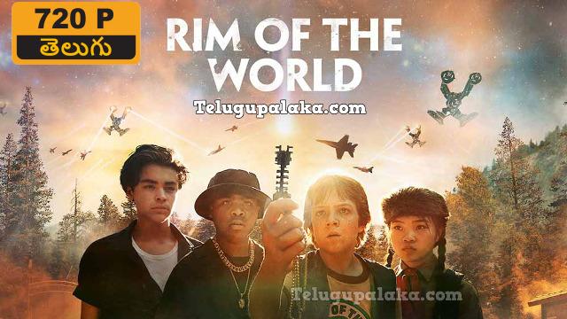 Rim of the World (2019) Telugu Dubbed Movie