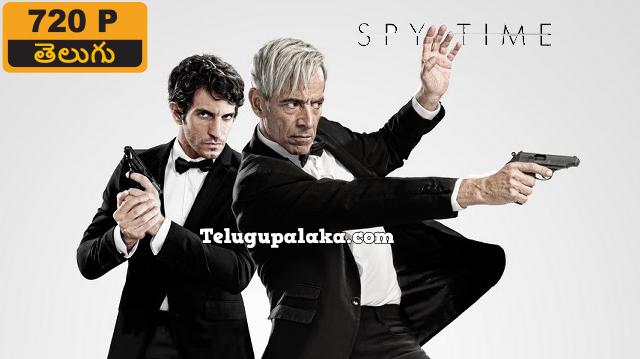 Spy Time (2015) Telugu Dubbed Movie
