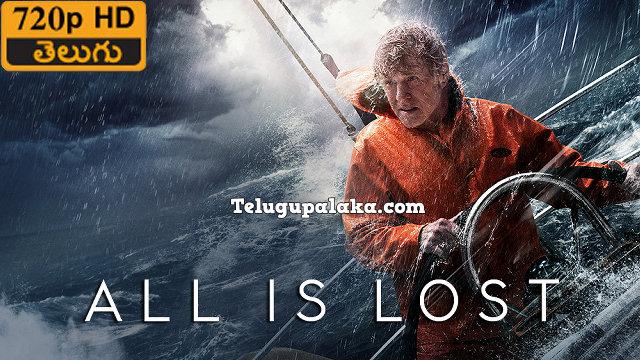 All Is Lost (2013) Telugu Dubbed Movie
