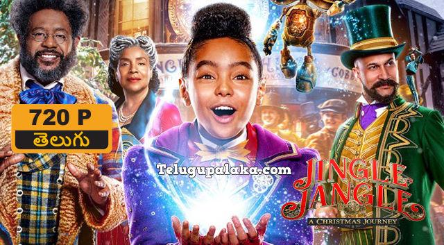Jingle Jangle A Christmas Journey (2020) Telugu Dubbed Movie
