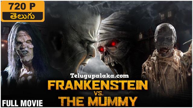 Frankenstein vs. the Mummy (2015) Telugu Dubbed Movie