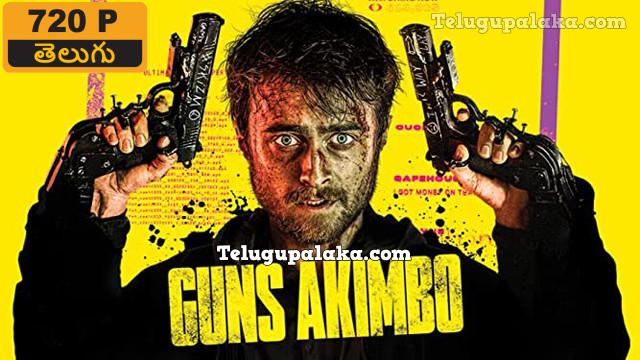 Guns Akimbo (2019) Telugu Dubbed Movie
