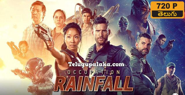 Occupation Rainfall (2020) Telugu Dubbed Movie