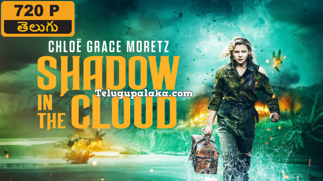 Shadow in the Cloud (2020) Telugu Dubbed Movie