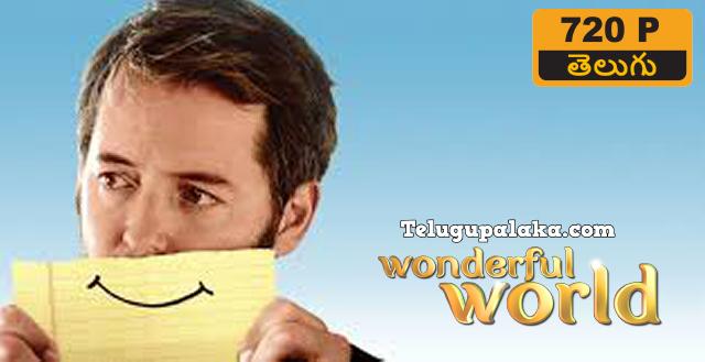 Wonderful World (2009) Telugu Dubbed Movie