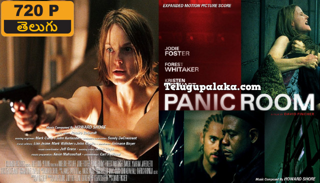 Panic Room (2002) Telugu Dubbed Movie