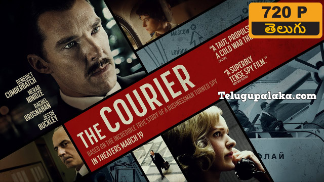 The Courier (2020) Telugu Dubbed Movie