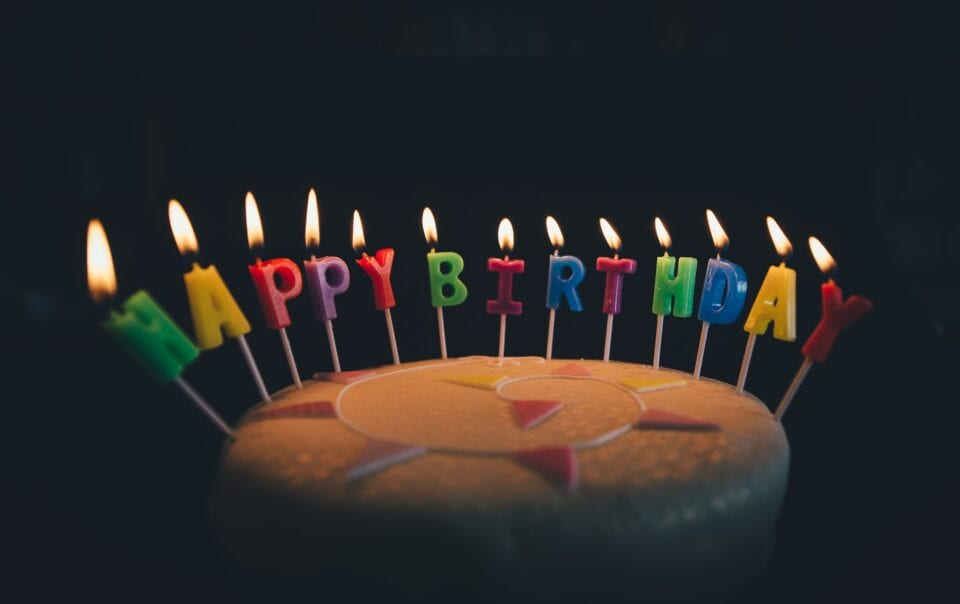 Happy 4th Birthday to Us!